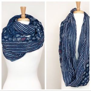 Boho Infinity Scarf • Made in India